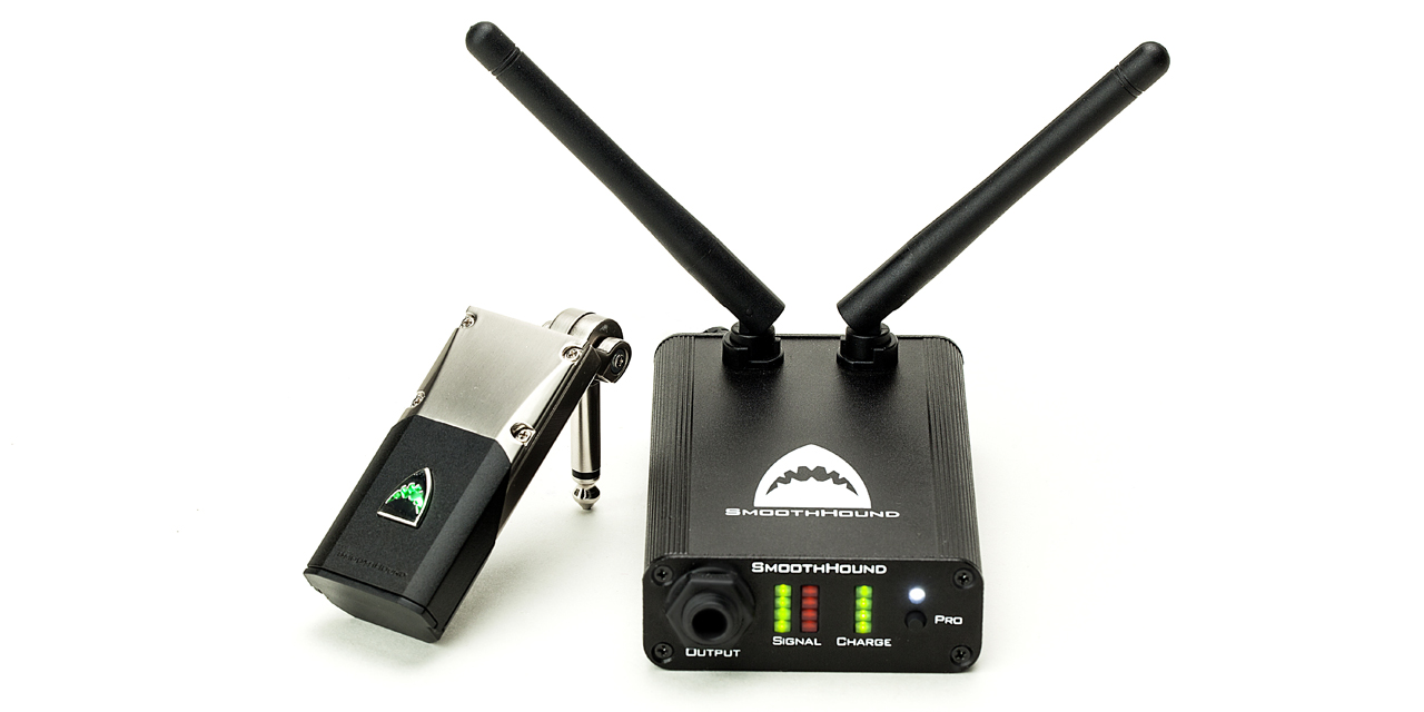 Smooth Hound Innovations Wireless Guitar System