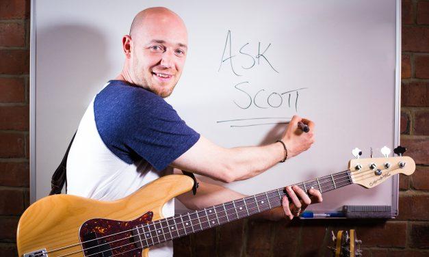 Scott Devine: Ask Scott