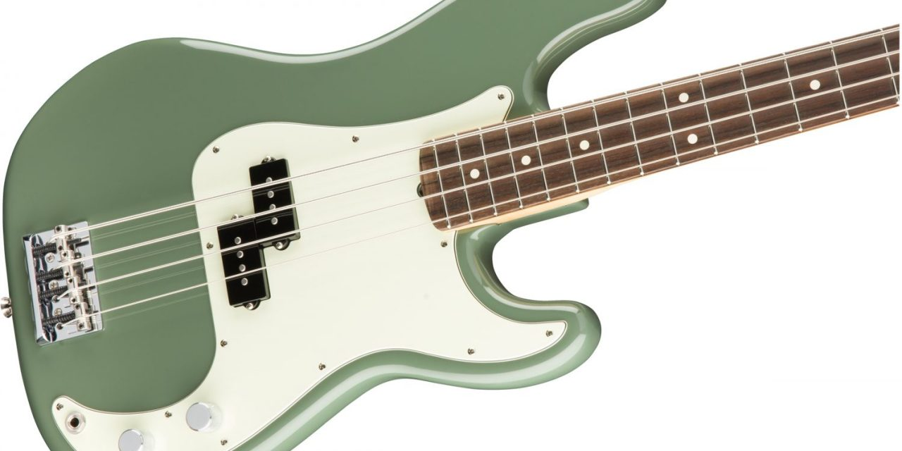 New American Professional Series From Fender