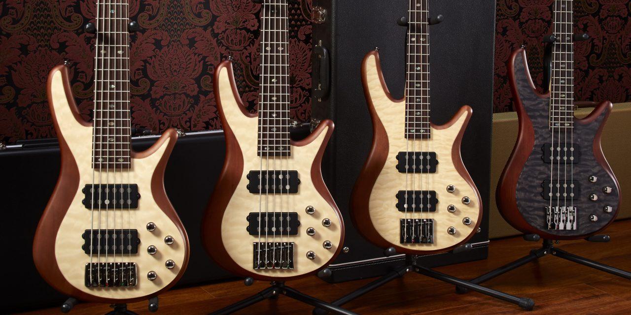 Mitchell Guitars Launch FB700 Bass Series