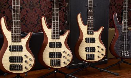 Mitchell Guitars Launch FB700 Bass Series