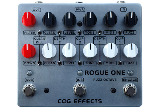 Cog Effects Launch Rogue One