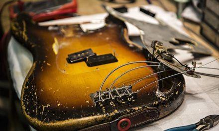 Fender Custom Shop Sean Hurley 1961 Signature Precision
