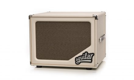 Limited Edition Cabs from Aguilar Amplification