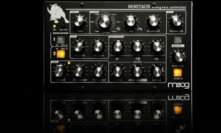 First Look – Moog Minitaur