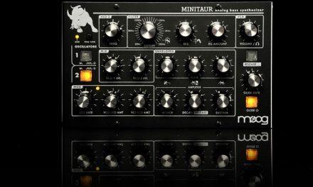 First Look – Moog Minitaur