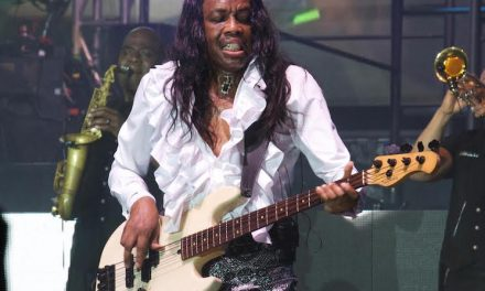 Sadowsky Guitars Release Verdine White Signature Bass