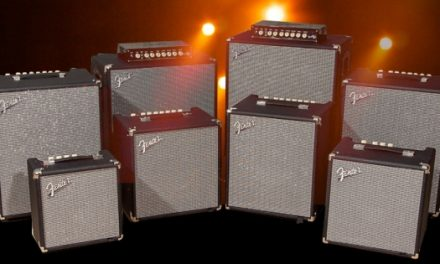 Fender Rumble Series Bass Amps