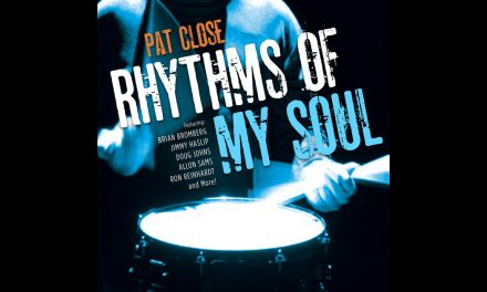 Pat Close | Rhythms of My Soul