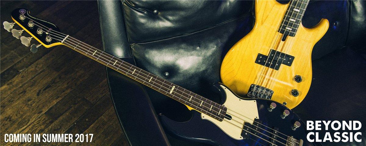 New Yamaha BB