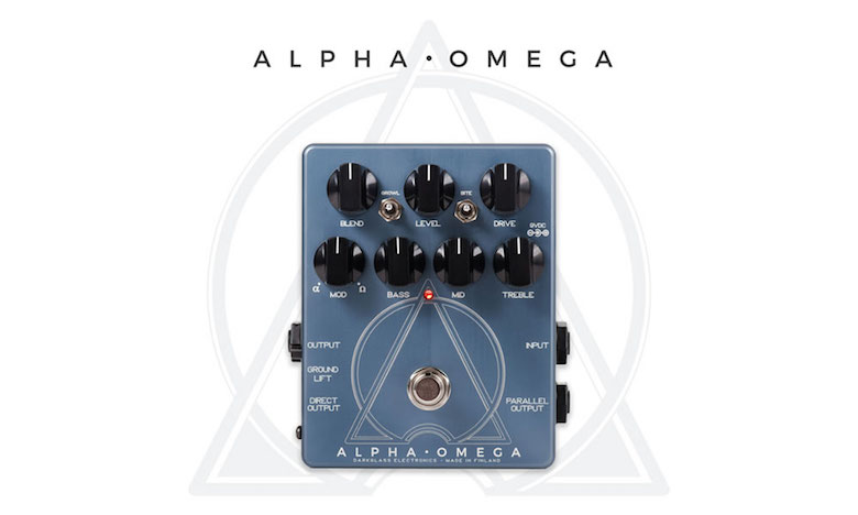 Darkglass Electronics Alpha Omega