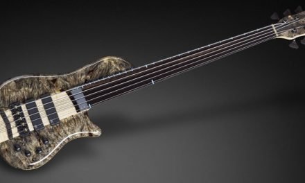 First Look | Warwick Thumb SC 5-String Fretless