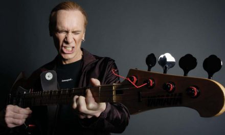 Billy Sheehan Joins New Supergroup