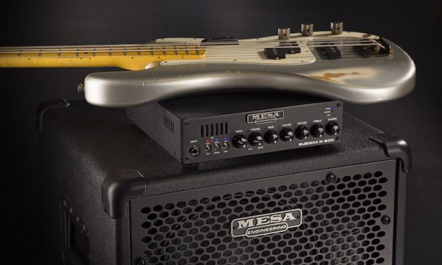 First Look | Mesa Boogie Subway D-800