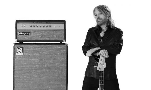 Chris Wyse: On The Road With Ampeg