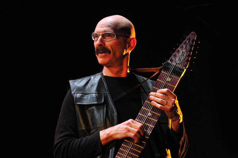 Tony Levin Launches Reverb Shop