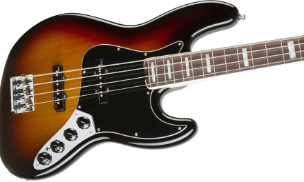 First Look: Fender Elite Jazz Bass