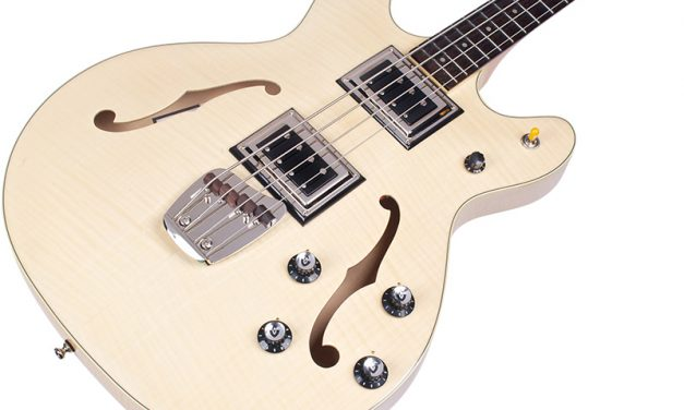 BASS OF THE WEEK: Guild Guitars Starfire Bass II Flamed Maple