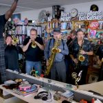 Tower of Power | NPR Music Tiny Desk Concert