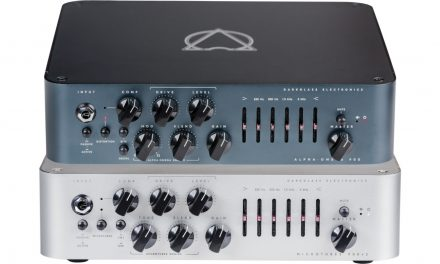 Darkglass Alpha·Omega & 900 Microtubes 900v2