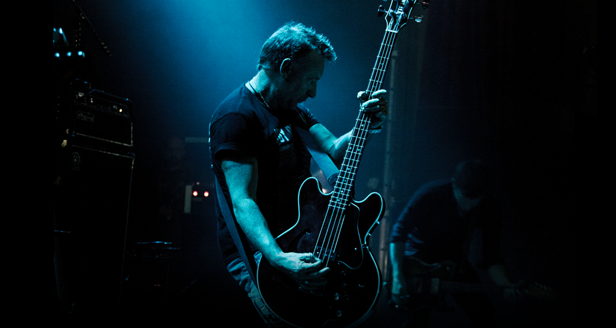 Peter Hook Signature Strings