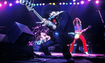Phil Lynott   Songs For While I'm Away