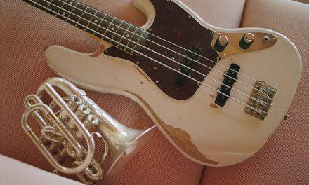 First Look – Fender Flea Jazz Bass