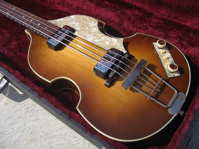 Buyer's Guide   Höfner 500/1 'Violin' Bass
