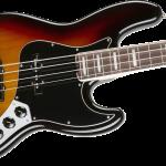 First Look: Fender Elite Jazz Bass
